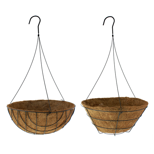 Coco Basket with Hanger